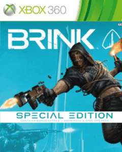 Brink special edition Xbox 360 - 99p Game @ ebay (game-outlet)