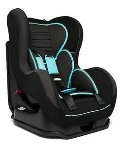 Half price Mothercare Sport Group 1 Car Seat (Aqua colour only) - £55