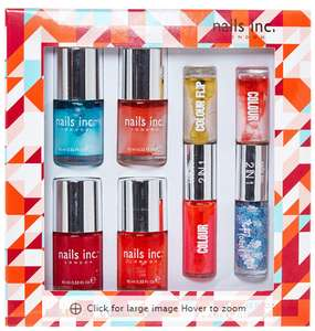 TK Maxx Beauty Deals on Nails Inc, Derma, Riemann P20, Clinique and more