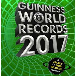 Guinness World Record 2017 Asda Dagenham 50P