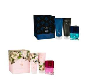Ted Baker Men's & Women's 30ml spray Gift sets £9.99 Each at The Perfume Shop - Free del / C&C