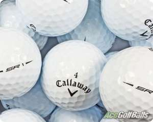 25 Callaway SPEED REGIME SR Lake Golf Balls - PEARL / GRADE A - Ace Golf Balls ONLY £24.99 @ Ace Golf Balls @ Ebay