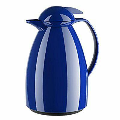 Emsa 660100400 Tango Quick-Tip vacuum jug, 1.0 litres, blue £6.01 prime / £10.76 non prime @ Amazon