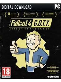 Fallout 4: Game of the Year Edition PC £21.99 @ CD Keys