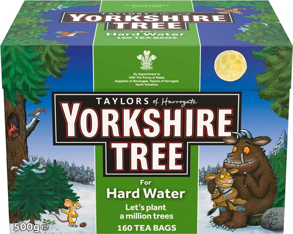 Taylors of Harrogate Yorkshire Hard Water Tea (160) was £4.50 now £3.50 @ Sainsbury's