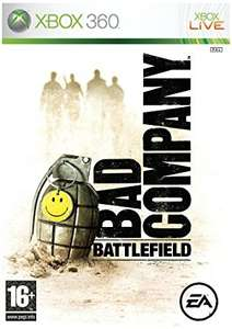 Battlefield Bad Company (XBox360) Used Now Backward Comp. £3.99 delivered @ Grainger