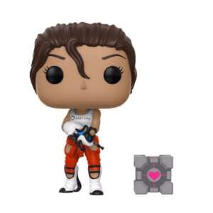 3 Portal 2 Funko Pop! Vinyl figures. Pre-order. 3 for £30 + 10% off. Zavvi.