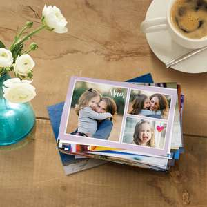 20 photo prints 6x4 delivered saving £5.79 = Free @ Truprint