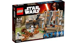Lego Battle on Takodana™ - 75139 - Tesco £12.50