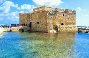 From Stansted: 7 Nights in Cyprus £241.79 £120.89pp 18-25 November @ Alpharooms/Ryanair