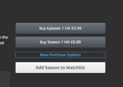 Firefly TV Show £6.99 Digital HD via Amazon Video