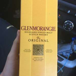 Glenmorangie Original 10 years old £26 instore @ Co-Op