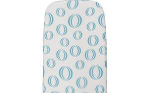 100x30cm Blue & White Ironing Board Cover - Argos £1.29
