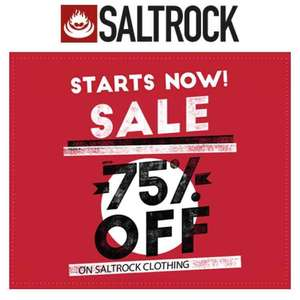 saltrock sale... Tshirts from £5