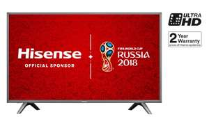 Hisense 55 inch H55M5700 New - Direct from manufacturer £584.99  hisense-uk /Ebay