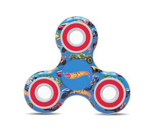 Free hot wheels fidget spinner with a £10 spend on hot wheels at Toys R Us