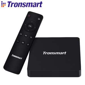 Tronsmart Vega S96 Android 6.0 Amlogic S912 4K TV Box 2GB/16GB AC WIFI Bluetooth 1000M LAN - £38.50 @ Geekbuying