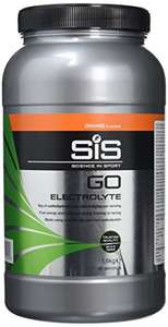 Sis GO Electrolyte 1.6Kg - Orange Only - £10.63 (Prime) / £15.38 (non Prime) at Amazon