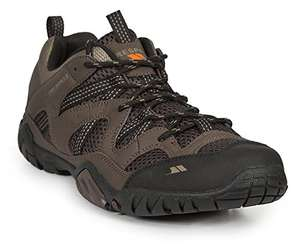 Trespass Men's Helme Multisport Outdoor Shoes - Brown, Size 9 - £18.69 (Prime) / £23.44 (Non Prime) @ Amazon (More in OP)