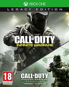 Call of Duty: Infinite Warfare Legacy Edition (Xbox One) £29.81  - Amazon