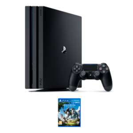 Playstation 4 (PS4) Pro 1TB + Horizon Zero Dawn - £339.99 @ Smyths