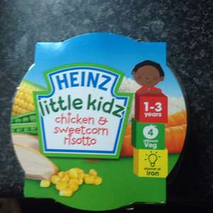 Heinz little kids 2 for £1 in jack fultons