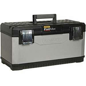 Stanley FatMax 26 toolbox £11  (Prime) / £15.75 (non Prime) at Amazon