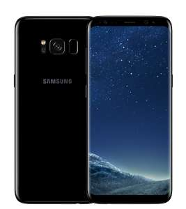 Samsung Galaxy S8 for £34 pm, Unlimited mins, unlimited texts, 16GB data with £65 upfront and Free Samsung Level Box Slim portable speaker​ with Vodafone network on mobiles.co.uk (total £881) mobiles.co.uk