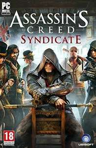 Assassin's Creed Syndicate PC £7.99 - Cd Keys