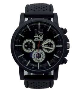Men's Crosshatch Black Watch down from £23 to £6.99 + £4.99 delivery at Studio