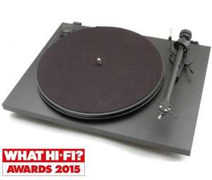 Project Essential 2 Turntable £149 VIP @ Richer Sounds