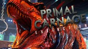 Primal Carnage Extinction PS4 - Humans vs Dinosaurs!! £6.49 on PS Store