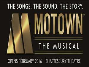 Motown the Musical tickets (Shaftesbury Theatre) 33% - 40% discount on face value @ Amazon Tickets (shows from Aug - 12th Oct)