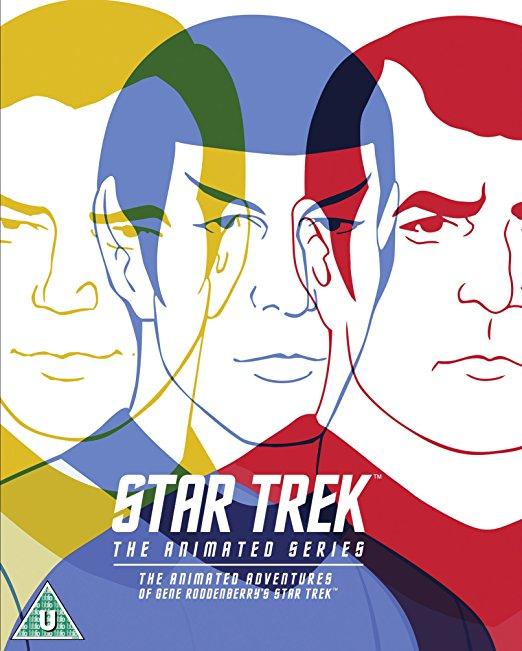 Star Trek Animated Series Blu Ray - £12.99 Prime / £14.98 non Prime @ Amazon