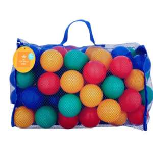 100 ball pool balls £3 Morrisons