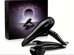 Limited Edition diamond radiance curl secret and hair dryer set - £35 instore @ Boots Leicester