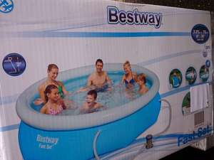 Bestway 10ft pool £17.50 instore @ Tesco Carmarthen