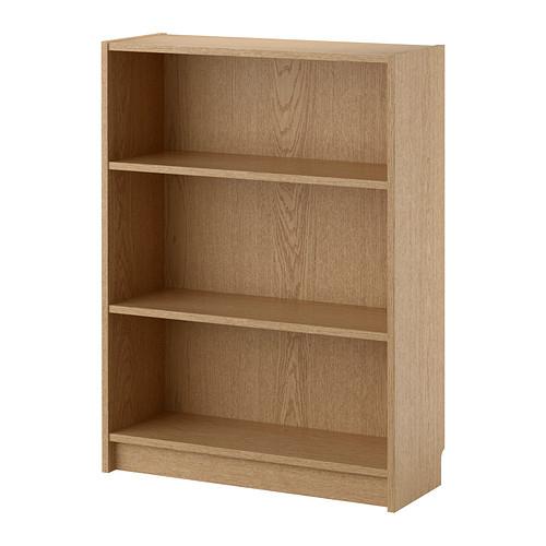 BILLY Oak veneer bookcase - £35 @ Nottingham Ikea member price (Non M - £45)