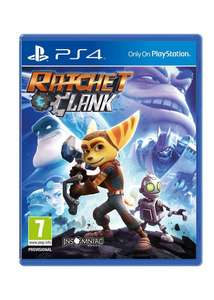 Ratchet & Clank (PS4) £15.49 Delivered @ Base