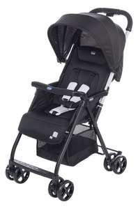 Chicco Ohlala ultra light stroller in black £60 delivered @Amazon (for Prime) or £62.95 delivered @Asda