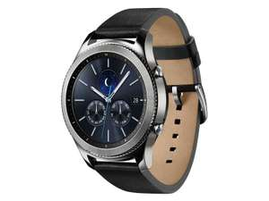 SAMSUNG Gear S3 Classic/Frontier was £349.95 now £249.95 with code S350 (Argos)