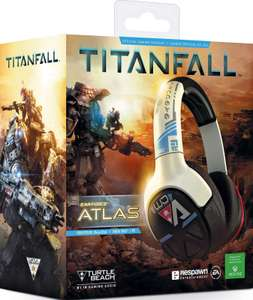 Turtle Beach Titanfall Ear Force Atlas Gaming Headset for Xbox One / 360 / PC  £34.99  Argos eBay Store