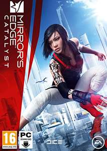 Mirror's Edge Catalyst Origin Code - £5 @ Amazon/£4.99 Origin!