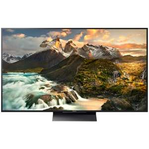 "Sony KD65ZD9BU 65"" Ultra HD HDR 4K Smart TV-Free Sony 5YG was £3,999.00 now £2,999.00 @ https://www.hificonfidential.co.uk"