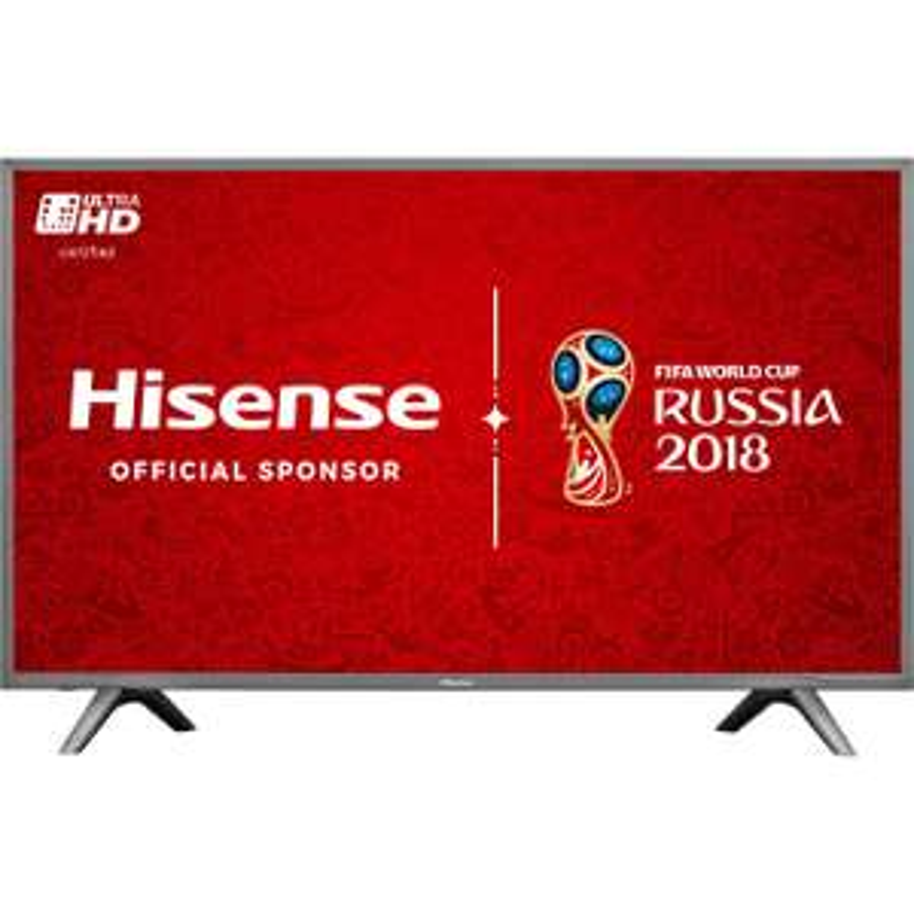 "Hisense H43N5700 43"" Smart 4K Ultra HD HDR TV + 2 yr Manufacturer Warranty £377.10 using code @ AO"
