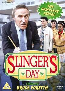 Slinger's Day - The Complete Series [DVD] £8.28 @ Amazon - Dispatched and sold by Timewarp Media