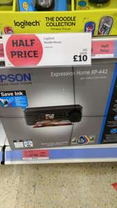Epson Expression Home XP-442 Sainsbury's in-store an on-line * for £37.50