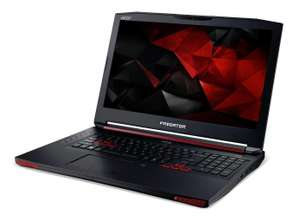 "**This weekend only** @Save On Laptops -  Acer Predator 17 G9-791 - Core i7 6700HQ - 17.3"" 4K Ultra HD Screen - 16BG DDR4 Ram - 512 GB SSD + 1TB 7200RPM HDD - GTX 980M 4GB - Blu-Ray Writer £1171.97 @ SaveOnLaptops"