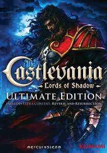 Castlevania: Lords of Shadow – Ultimate Edition Steam Key @ Gamesplanet