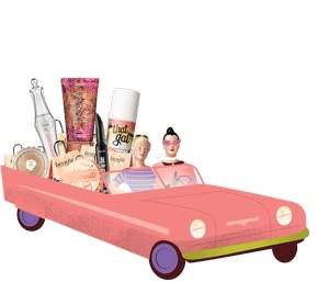 Benefit Up to 50% off Sale, Free Delivery + 2 free samples - from £5.30